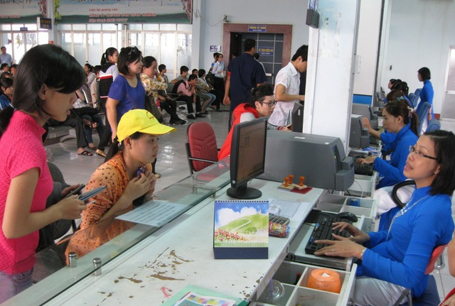Ga Sài Gòn nhận đăng ký vé tàu Tết kể cả thứ Bảy và Chủ Nhật