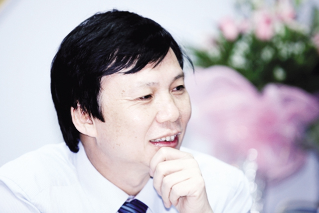 Ông Hồ Quang Lợi - Trưởng ban Tuyên giáo Thành ủy Hà Nội.