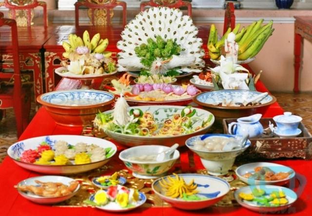 Theo các nhà nghiên cứu, chỉ ở Huế mới có nền ẩm thực cung đình