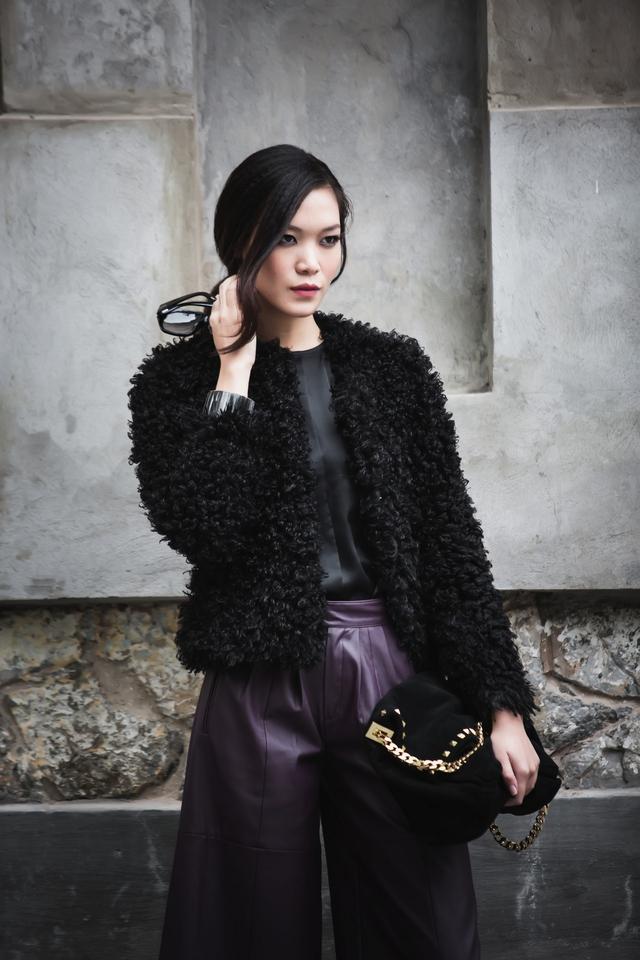 Trong số các Hoa hậu Việt Nam, Thùy Dung có lẽ là người lặng lẽ nhất bởi cô thường thoắt ẩn, thoắt hiện.