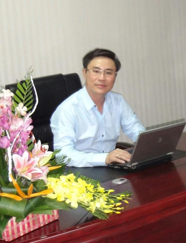 Luật sư Dương Kim Sơn