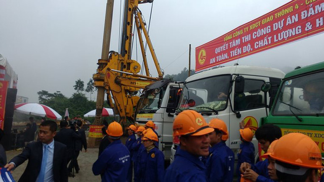 Những người thợ cầu đường Cienco4 – người con xứ Nghệ sẽ sớm hoàn thành công trình trên quê hương mình