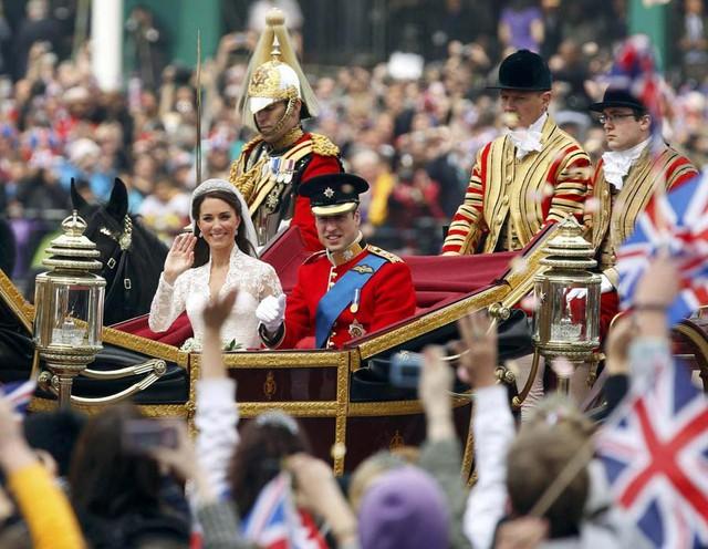 Photo highlights: British royal wedding