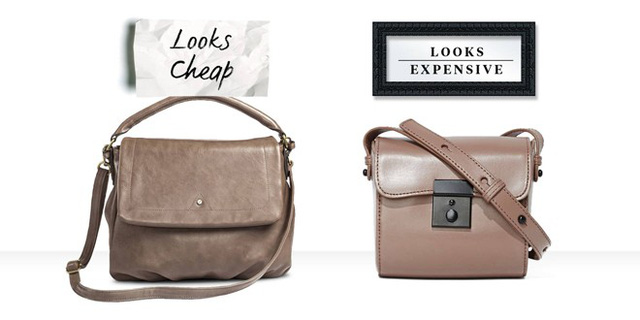 10 lỗi phổ biến khiến túi xách của bạn trông rẻ tiền
