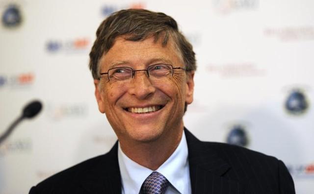 Tỷ phú Mỹ Bill Gates một lần nữa đứng ở vị trí đầu bảng xếp hạng (Ảnh: