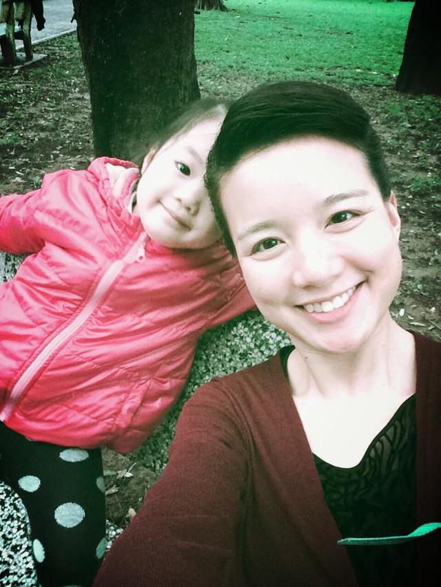 MC, Trang Moon, dạy con