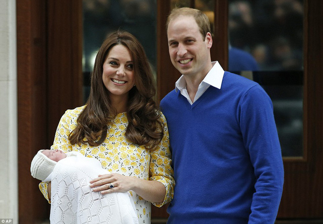 The Duke and Duchess of Cambridge have decided on a name for their daughter but want to inform the Queen personally today before it is publicly released