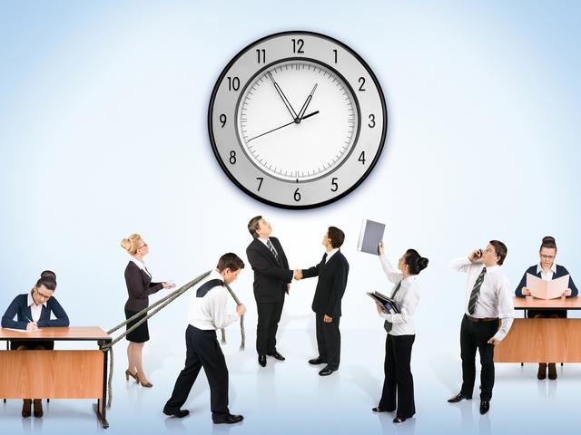 Khi thật sự kiểm soát được thời gian, những căng thẳng áp lực sẽ giảm bớt và hiệu suất công việc của bạn chắc chắn được cải thiện.Ảnh minh họa