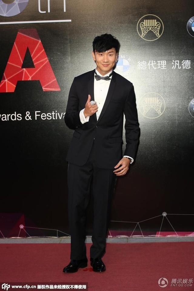 Nam ca sĩ Lâm Tuấn Kiệt.