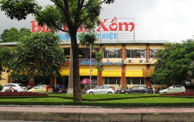 Quán bia Hải Xồm số 16 Hoàng Quốc Việt