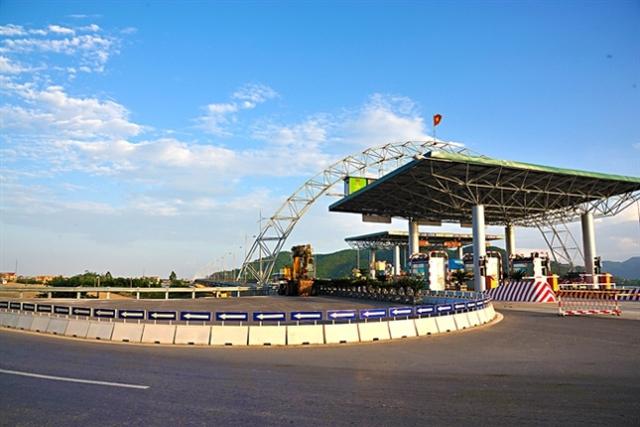 Trạm thu phí Cầu Bến Thủy 2