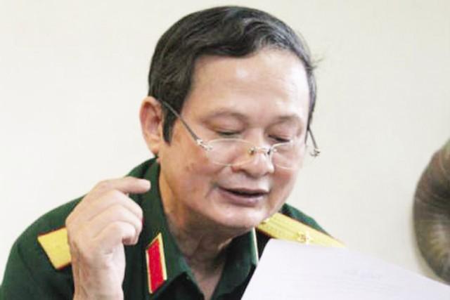 Cố nhạc sĩ An Thuyên là nhạc sĩ đầu tiên của Việt Nam được phong hàm cấp Tướng. Ảnh: TL