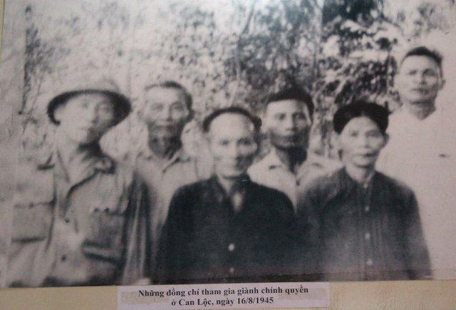 Hà Tĩnh, kí ức, cụ già 100 tuổi