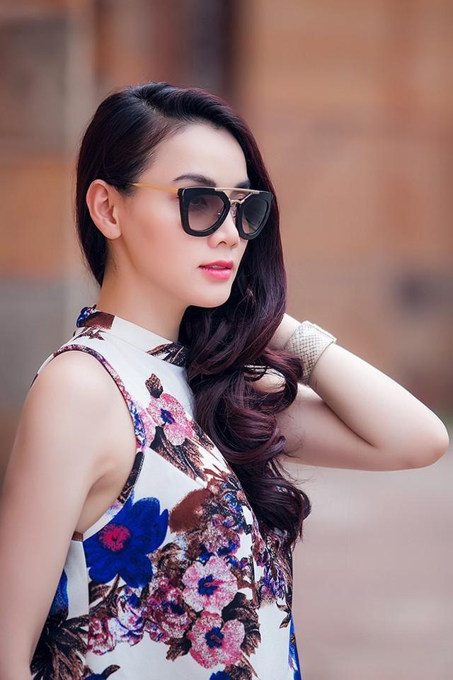 Cô cho rằng, mình và Hoàng Yến không thân thiết vì hết duyên.