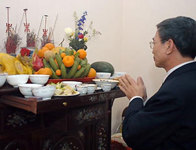 Cúng rằm tháng Giêng mang nhiều ý nghĩa trong đời sống tâm linh người Việt.