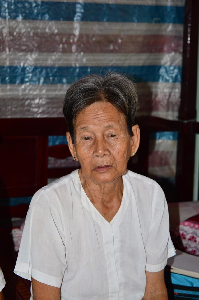 Bà Đào Thị Quới nhớ lại những tháng ngày khốn khổ khi các con vướng vòng lao lý.