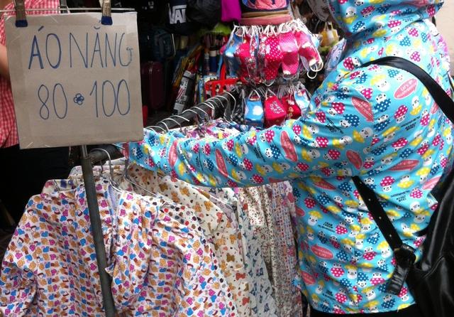 Áo chống nắng giá rẻ