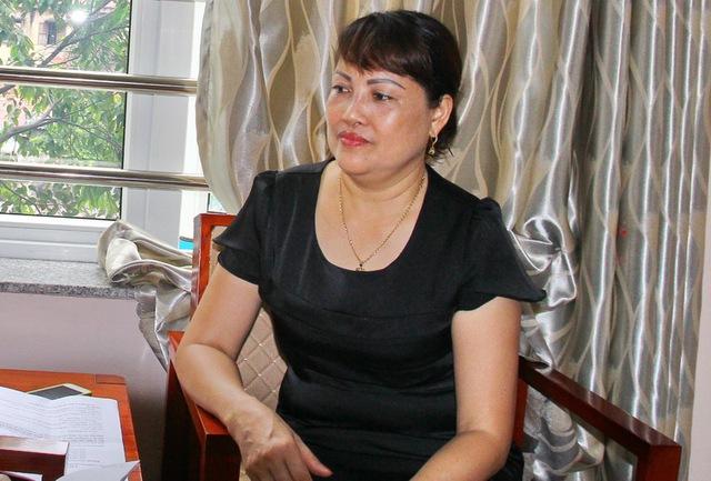 Bà Vũ Kim Hoa từng tìm đến cái chết vì quá bất lực với khoản nợ và hành vi vu khống của Mai Thị Anh