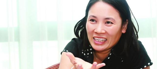 Phong thái tự tin trở thành thương hiệu của Tạ Bích Loan
