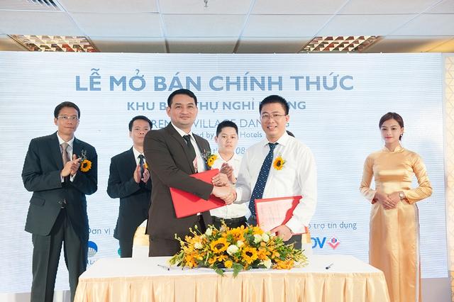 Ngân hàng BIDV chi nhánh Quang Trung hỗ trợ với mức cho vay tối đa lên tới 100% tổng giá bán biệt thự trong vòng 20 năm