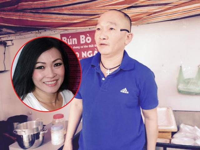 Ca sĩ Phương Thanh một thời là cặp đôi song ca rất thành công với ca sĩ Hoàng Dũng (nghệ danh của ông chủ quán bún bò... bá đạo)