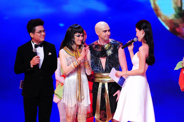 Hương Giang bị loại trước đêm chung kết
