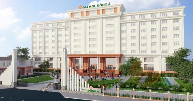 Cơ sở mới của Đại học Đông Á sắp khánh thành