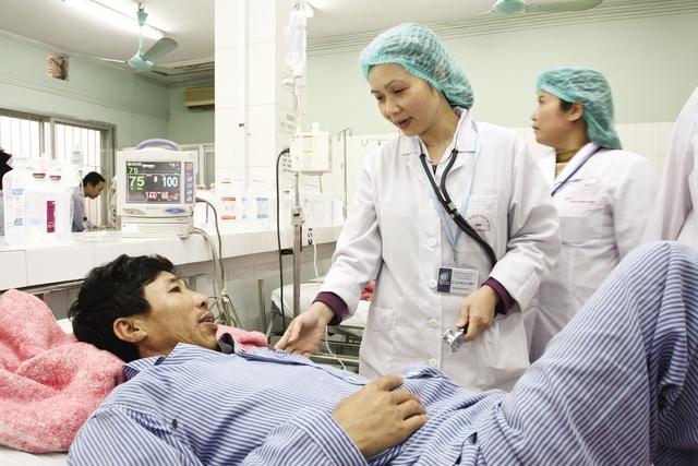 Sau 2 năm,  ngành Y tế đã triển khai được 46 bệnh viện vệ tinh thuộc 5 chuyên khoa tại 38 tỉnh, thành. Ảnh: Chí Cường