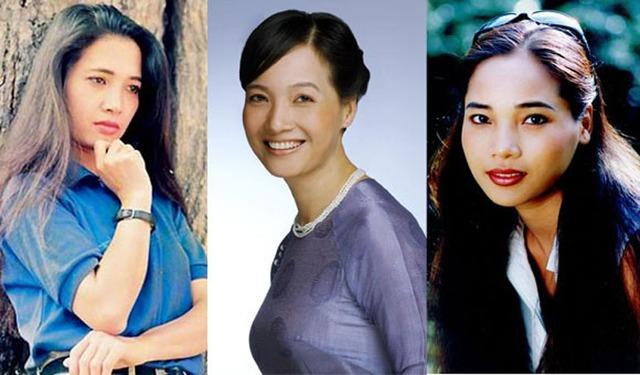 Ba chị em nổi tiếng Lê Vy, Lê Khanh và Lê Vân