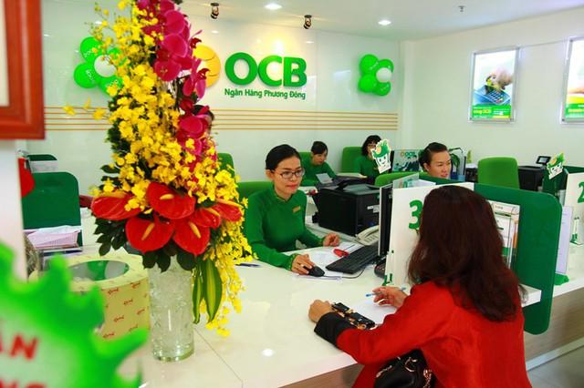 Khách hàng giao dịch tại ngân hàng OCB từ nay có nhiều cơ hội trúng thưởng.
