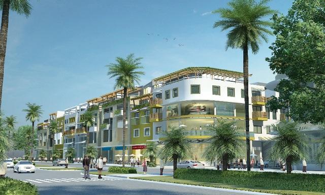 Khu đô thị sinh thái Hòa Xuân sẽ được quy hoạch phát triển đồng bộ để trở thành một đô thị sinh thái 5 sao