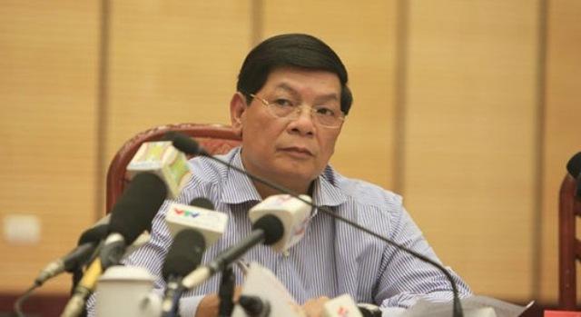 Phó Chủ tịch UBND TP Hà Nội Nguyễn Quốc Hùng khất... 21 câu hỏi của phóng viên
