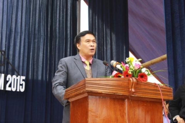 Đồng chí Hồ Chí Hùng, Phó tổng cục trưởng, Tổng cục DS-KHHGĐ