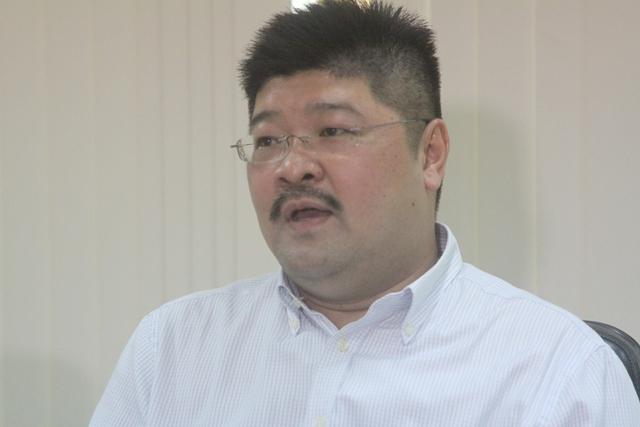 Ông We Kim Hong