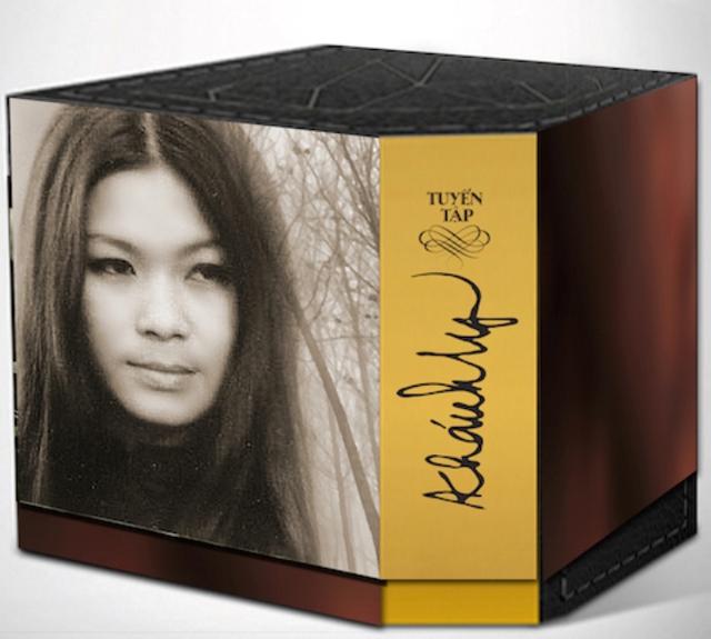 Bộ album 5 đĩa CD các ca khúc của nhạc sĩ Trịnh Công Sơn và Phạm Duy do Khánh Ly thể hiện sẽ được phát hành trong thời gian tới