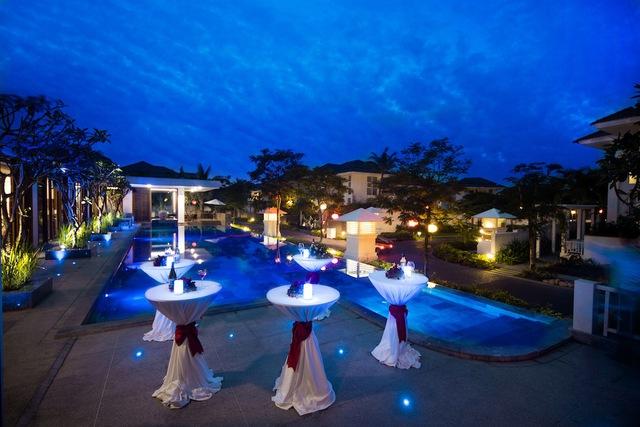 Không gian lãng mạn tại Premier Village Đà Nẵng Resort