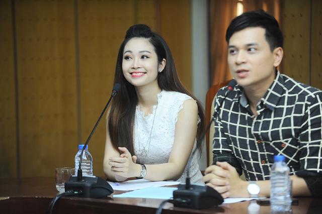 MC Thùy Linh và Danh Tùng sẽ dẫn chương trình trong các đêm Chung kết toàn quốc.