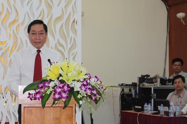PGS-TS Nguyễn Tấn Bỉnh, Giám đốc Sở Y tế TP.HCM, thay mặt lãnh đạo địa phương này đưa ra những đề nghị đối với hoạt động Y tế-Dân số trên địa bàn trong thời gian tới.