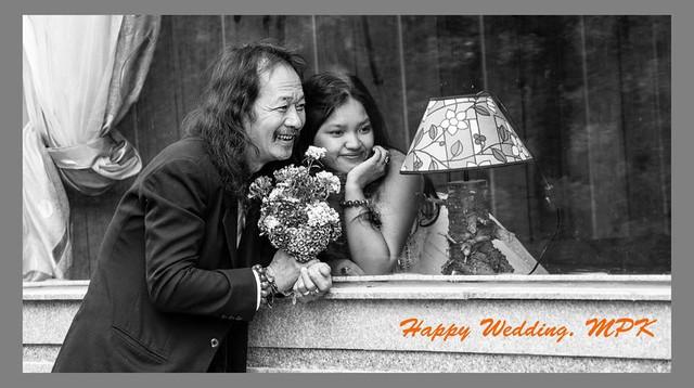MPK Phước Khùng lấy vợ lần 2