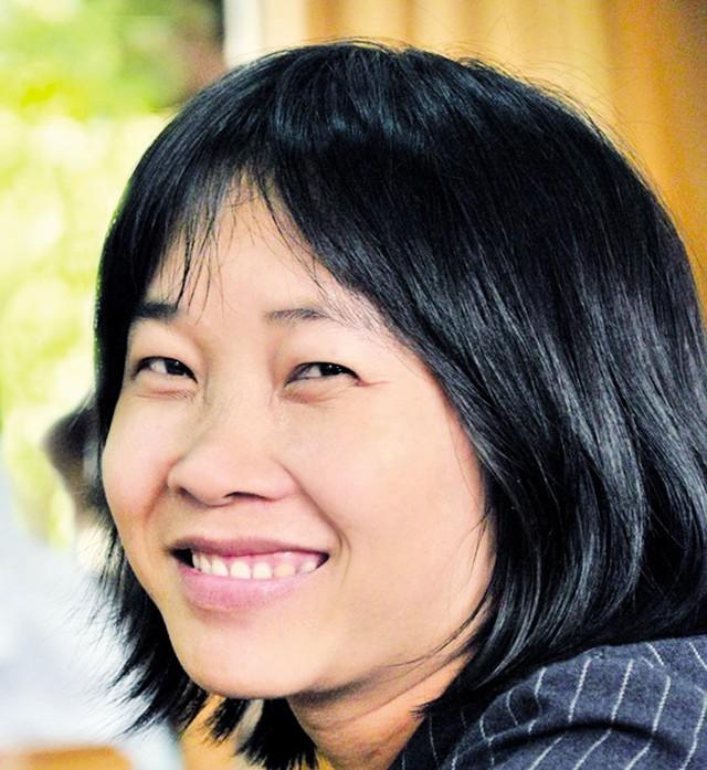 Nhà văn Nguyễn Ngọc Tư. Ảnh: TL