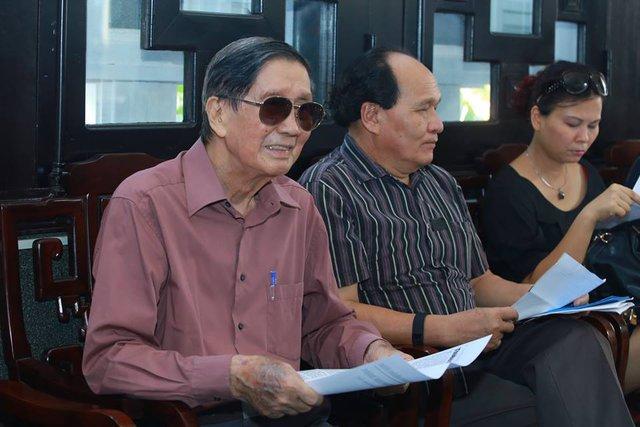 Nhạc sĩ Phạm Tuyên sau khi thắp nén hương tiễn biệt một người em, một người đồng nghiệp... đã chia sẻ nhiều câu chuyện thú vị về nhạc sĩ An Thuyên.
