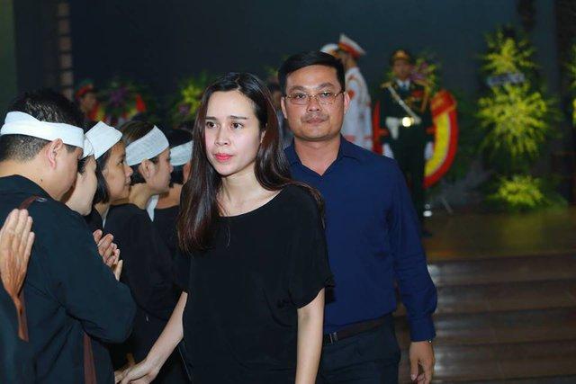 Ca sĩ Lưu Hương Giang.