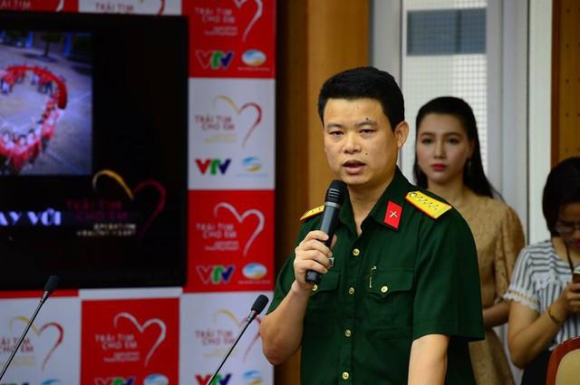 Ông Cao Vũ Tuấn, Phó Tổng giám đốc Tổng Cty Viễn thông Quân đội Viettel