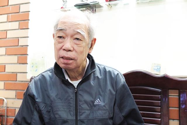 Ông Nguyễn Thanh từng 2 lần suýt ngã xuống ở chiến trường Nam Lào và cuộc tiến công giải phóng miền Nam năm 1974-1975. Ảnh: Thanh Hà