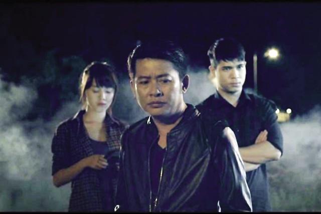 """Một cảnh trong phim """"Thám tử Hên Ry"""". Ảnh: TL"""