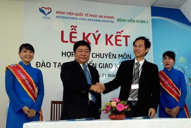 Y tế công-tư bắt tay hợp tác vì lợi ích người dân Q.2 và khu vực lận cận cửa ngỏ phía Đông.