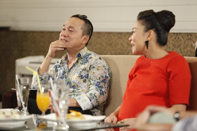 Nhạc sĩ Quốc Trung đánh giá cao kiến thức chuyên môn của Thanh Bùi