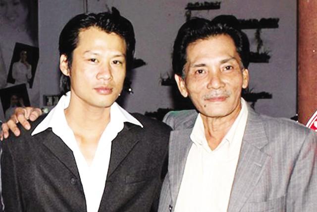 Cha con nghệ sĩ Thương Tín – Thanh Tùng (ảnh nhân vật cung cấp)