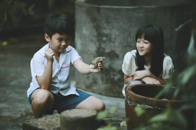 """Một cảnh trong phim """"Tôi thấy hoa vàng trên cỏ xanh"""" của đạo diễn Victor Vũ."""