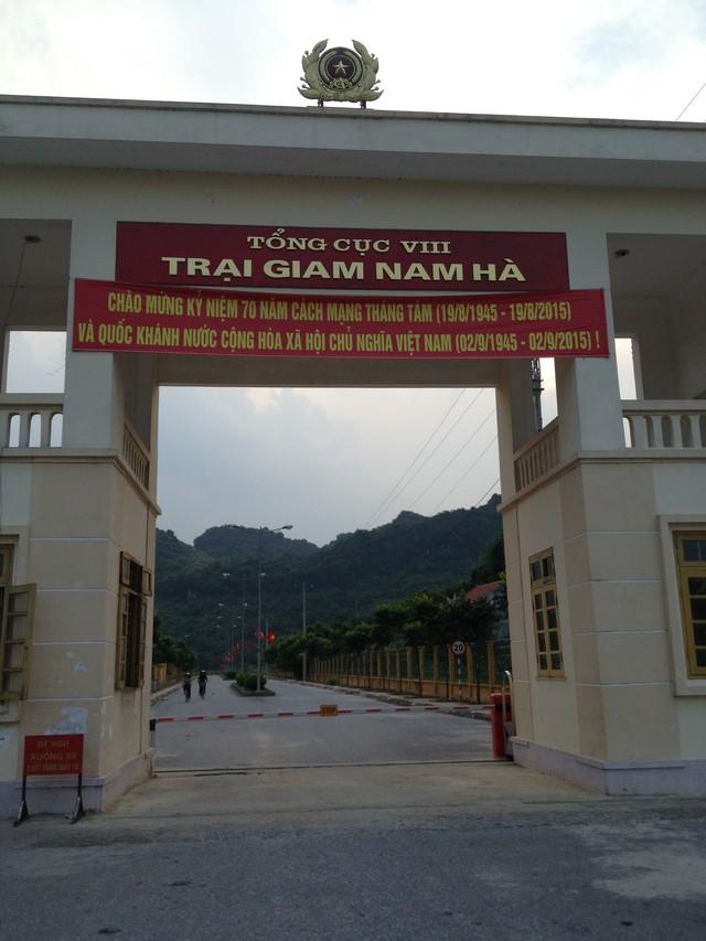 Trại giam Nam Hà